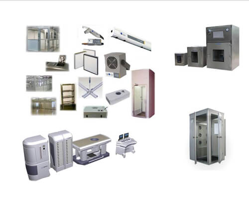 Clean Room Equipment Manufacturers in Chennai